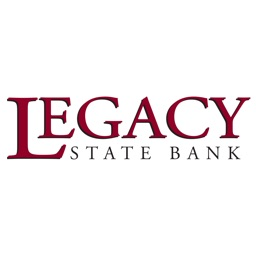 Legacy State Bank for iPad