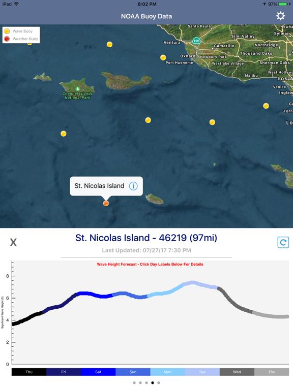 Ocean Water Temperature screenshot 15