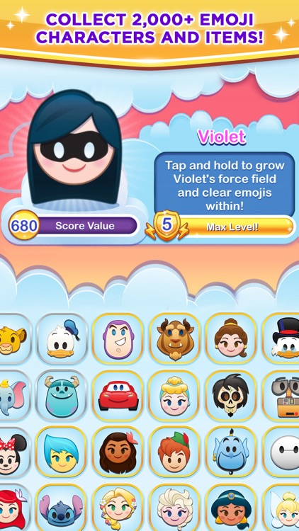 Disney Emoji Blitz screenshot-0