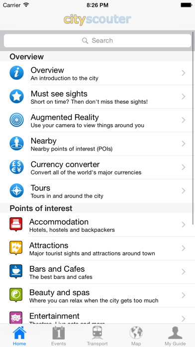 Toulouse Travel Guide Offline screenshot three