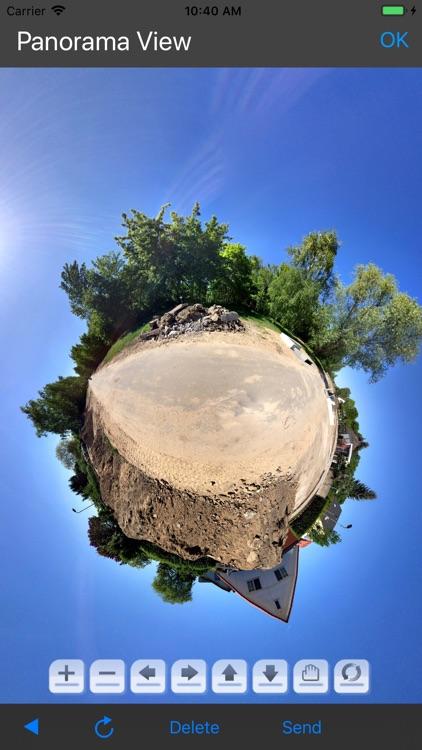 Panorama to go screenshot-5