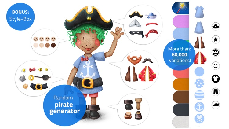 Tiny Pirates: Toddler's App screenshot-4
