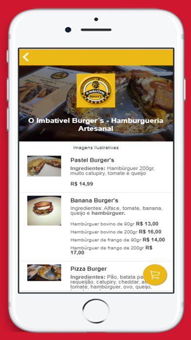 O Imbatível Burger's screenshot four