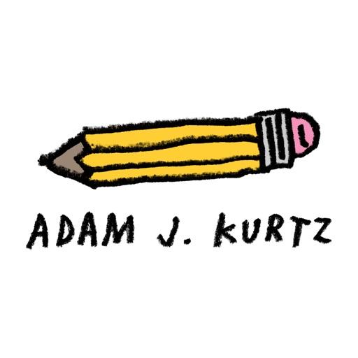 @adamjk Stickers Collection