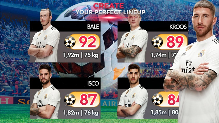 Fantasy Manager Soccer 2019 screenshot-1