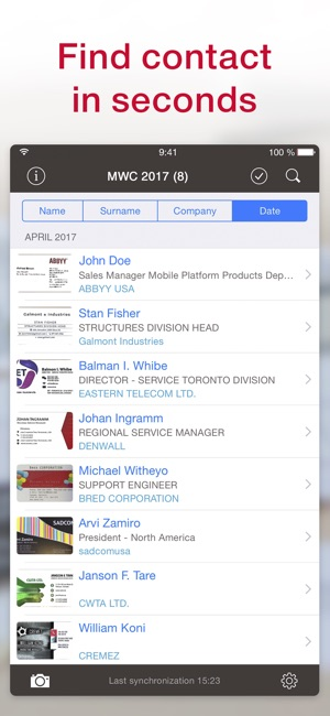 business card scanner pro on the app store iphone apple watch reheart Image collections