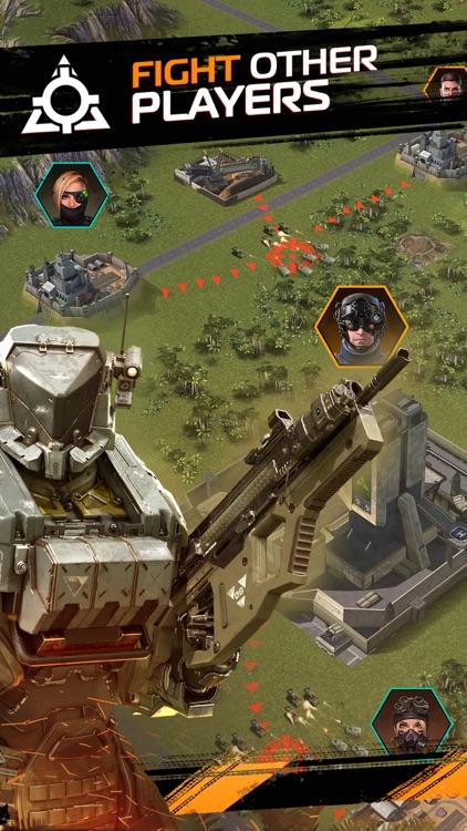 Soldiers Inc: Mobile Warfare screenshot-3