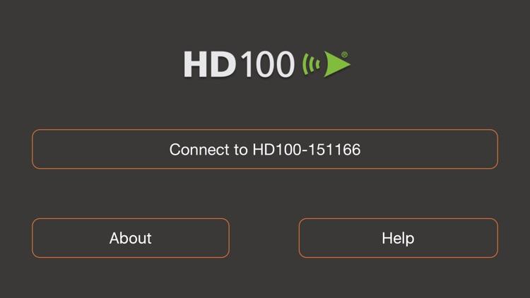HD 100