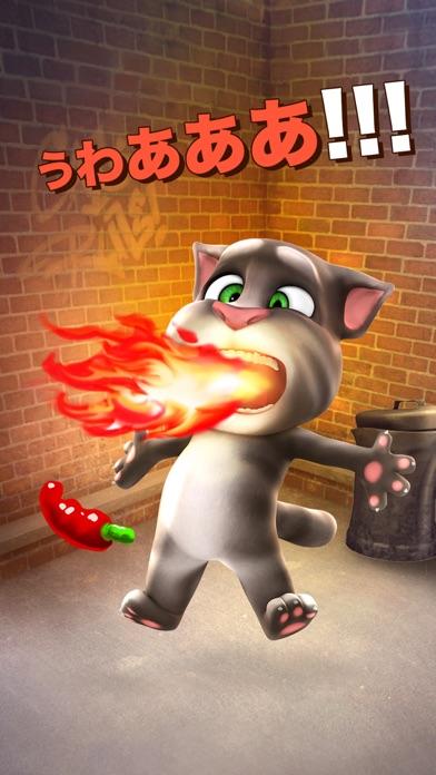 おしゃべり猫のトーキング・トム ScreenShot3