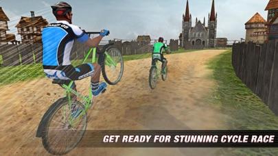 Bicycle Typhoon Racing Screenshot