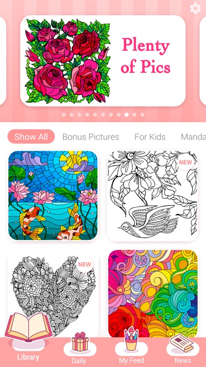 Color by Number #Coloring Book by X-Flow