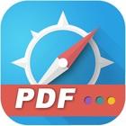 PDF作成 icon