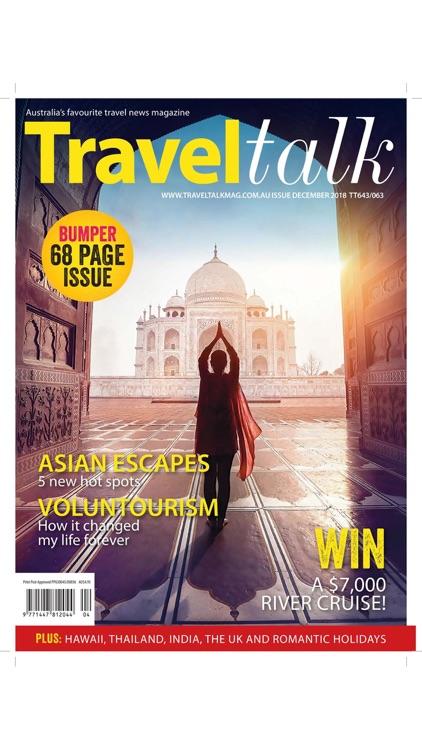 Traveltalk Magazine