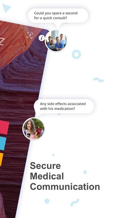 Buzz: Secure Medical Messenger