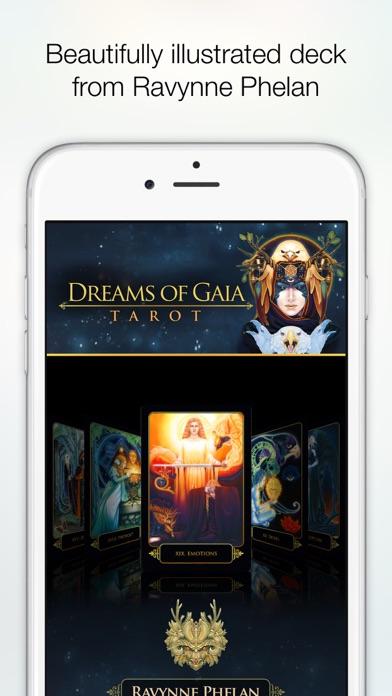 Dreams of Gaia Tarot - Ravynne Phelan Screenshot 5