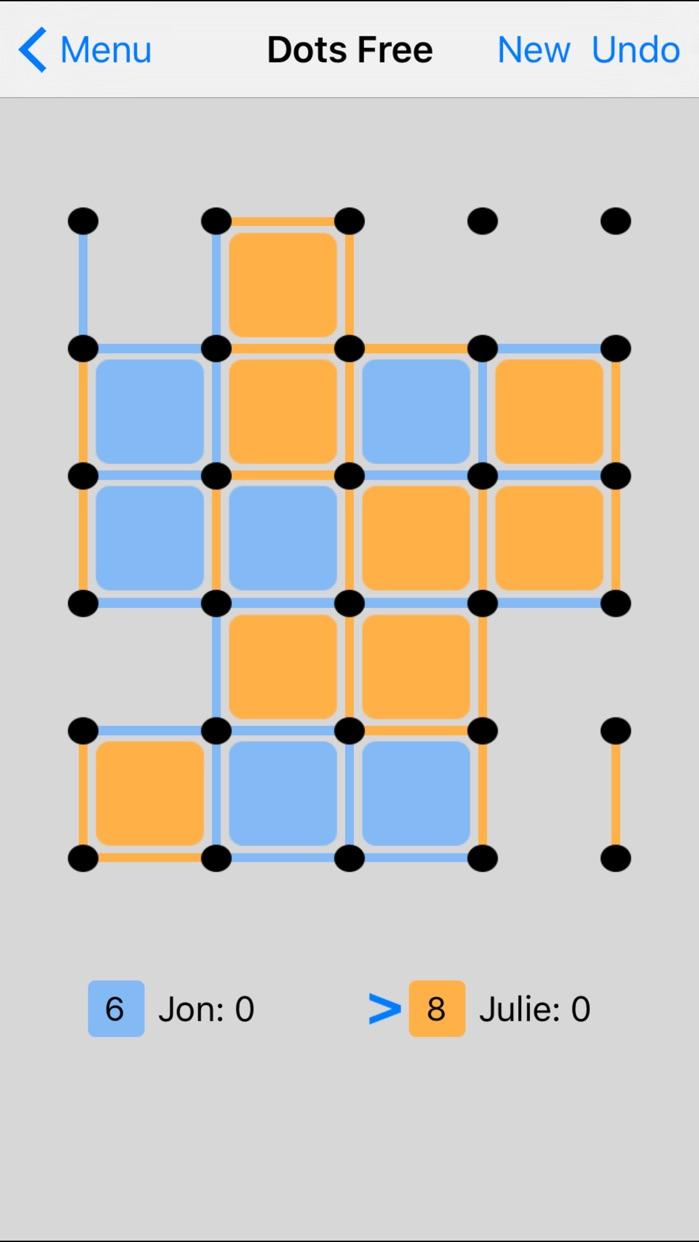 Dots Free Screenshot
