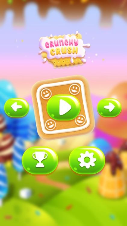 Crunchy Crush - Match 4 Games!