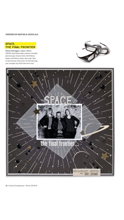 Creative Scrapbooker Magazine screenshot-3