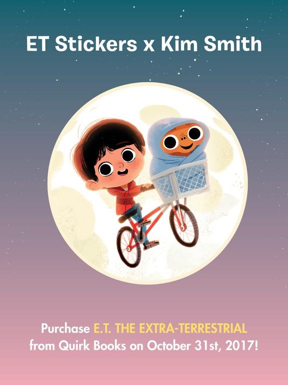 E.T. Stickers x Kim Smith screenshot 5