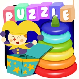 Sweet Toys - Puzzles