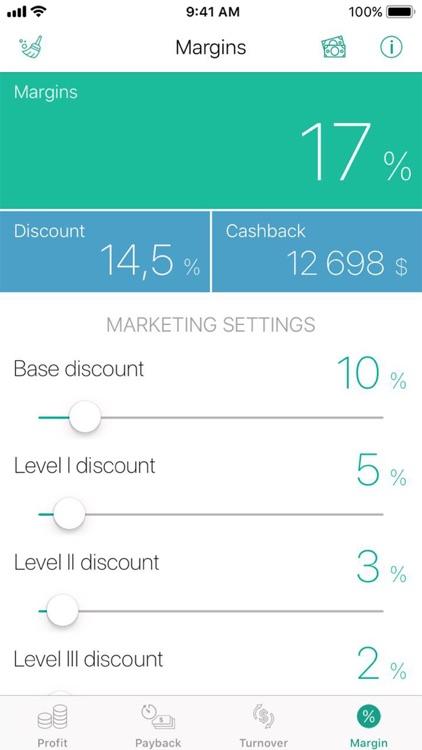 UDS Game Marketing Calculator screenshot-3