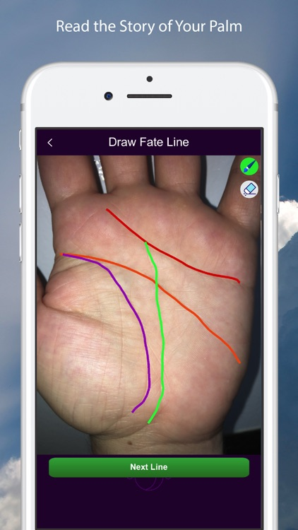 Palmistry Magic Palm Reader