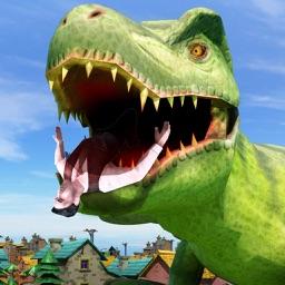 Wild Dino City Attack