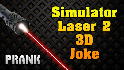 Simulator Laser 2 3D Joke Screenshot on iOS