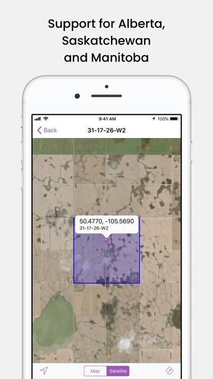 Prairie Locator Mobile