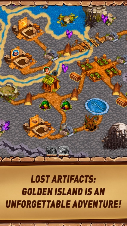 Lost Artifacts: Golden Island screenshot-6