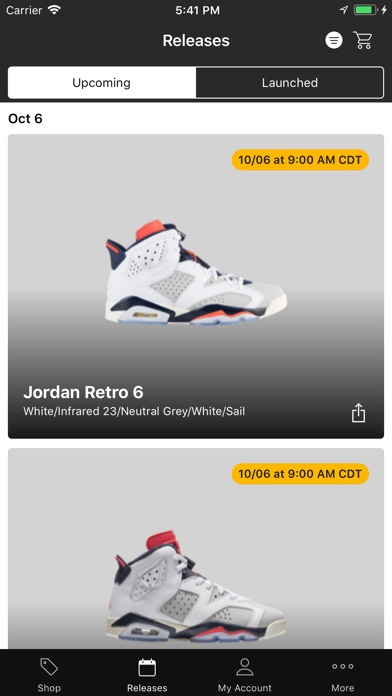 download Foot Locker apps 1