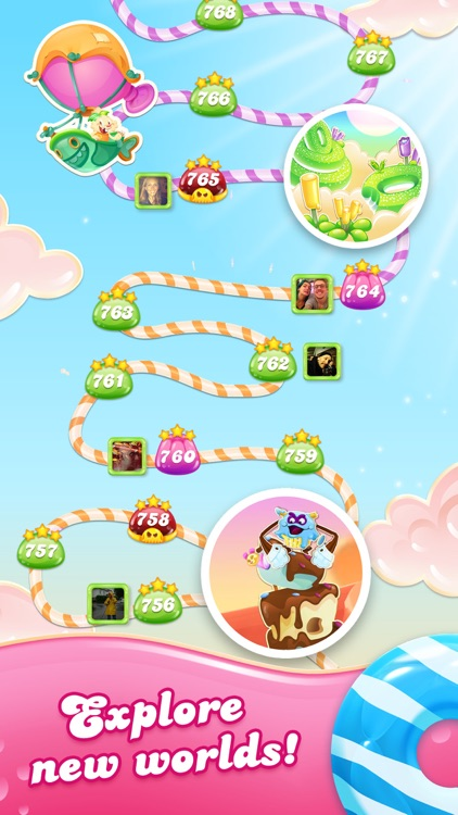 Candy Crush Jelly Saga screenshot-3