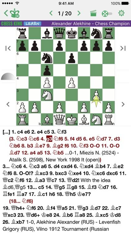 Alekhine - Chess Champion by Chess King