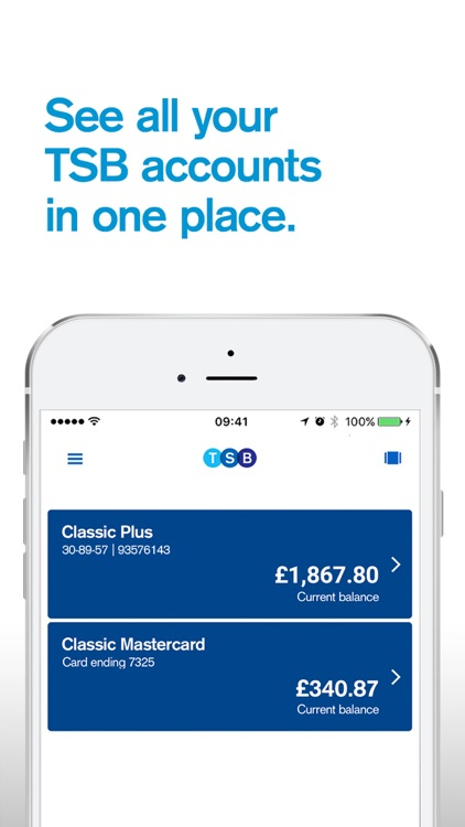 TSB New Mobile Banking