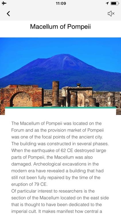 Pompeii Travel Guide Offline screenshot-4