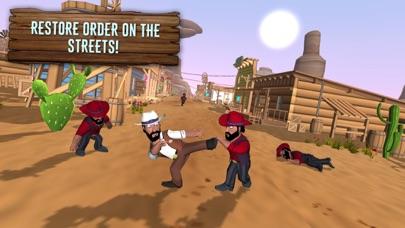 Screenshot of Red Dead in Texas Town App