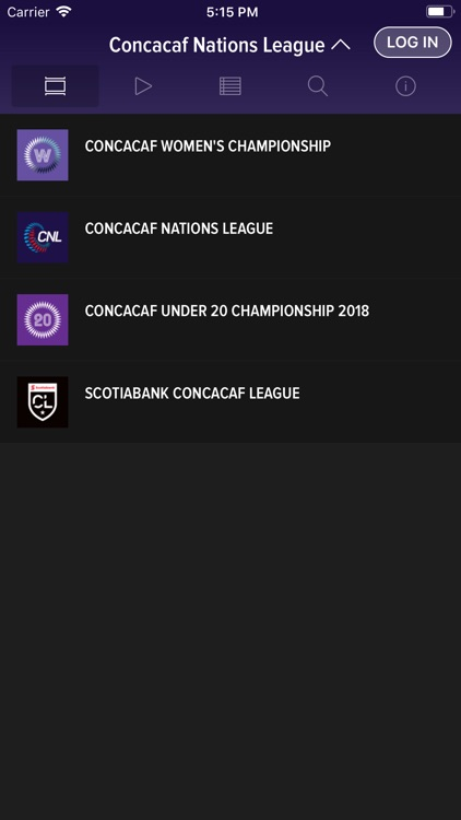 Concacaf GO screenshot-3