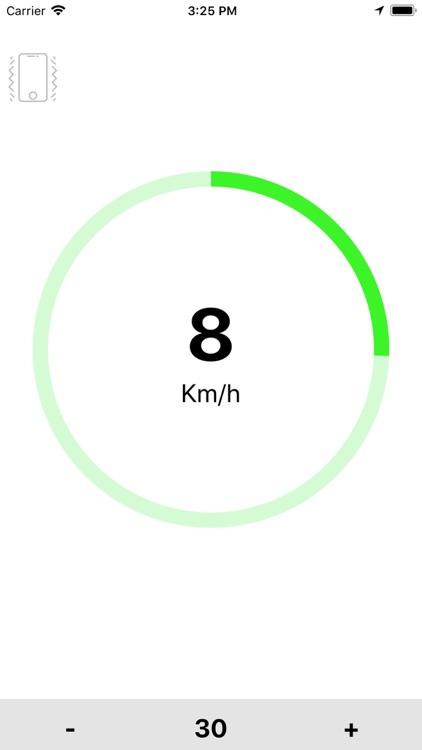 Speed 'o' Limiter Lite screenshot-4