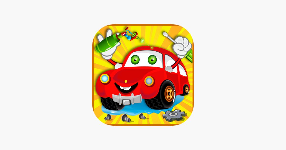 Mechaniker-Auto-Garage & Spa - Achten Automobile in Kinder-Auto ...