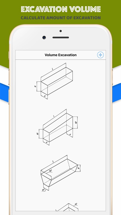 Excavation Volume