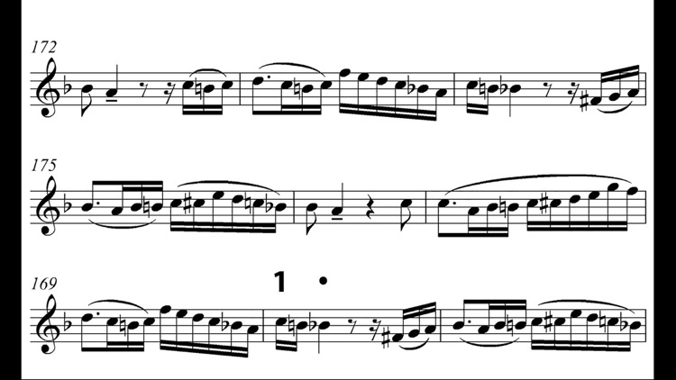 Carnival of Venice for Trumpet/ Cornet and Piano screenshot-3