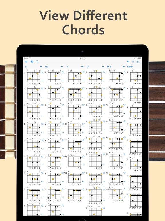 Chordaid Chord Reference App Price Drops
