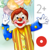 Animal Circus - Toddler's Seek & Find