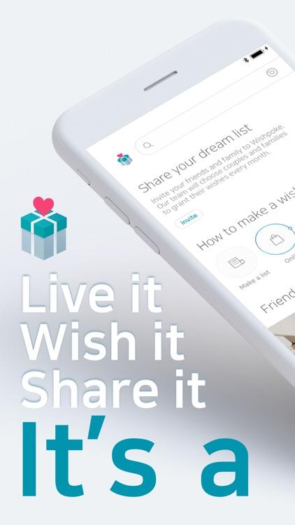 Wishpoke: Gifting Made Easy screenshot-0