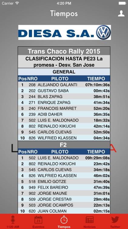 La Deportiva 1120