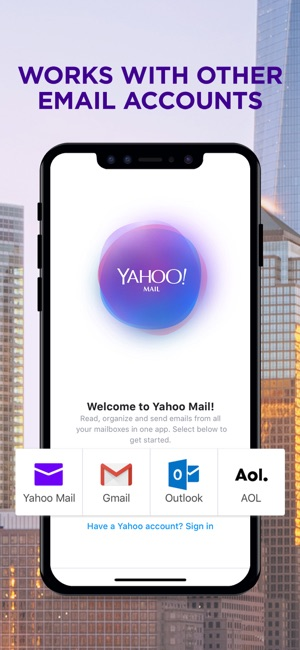 Yahoo mail on the app store screenshots ccuart Images