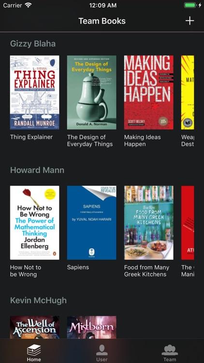 BookShare: Read as a Team