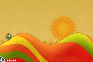 Screenshot for Tiny Wings in Italy App Store