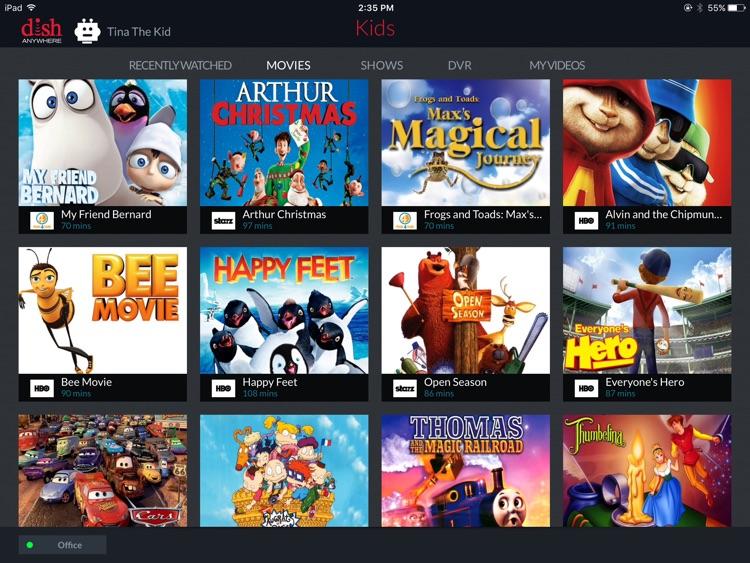 DISH Anywhere for iPad screenshot-4