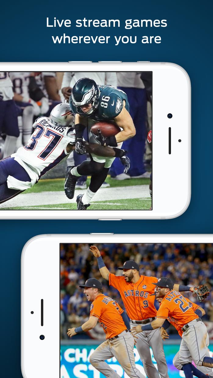 FOX Sports: Streaming & Scores Screenshot